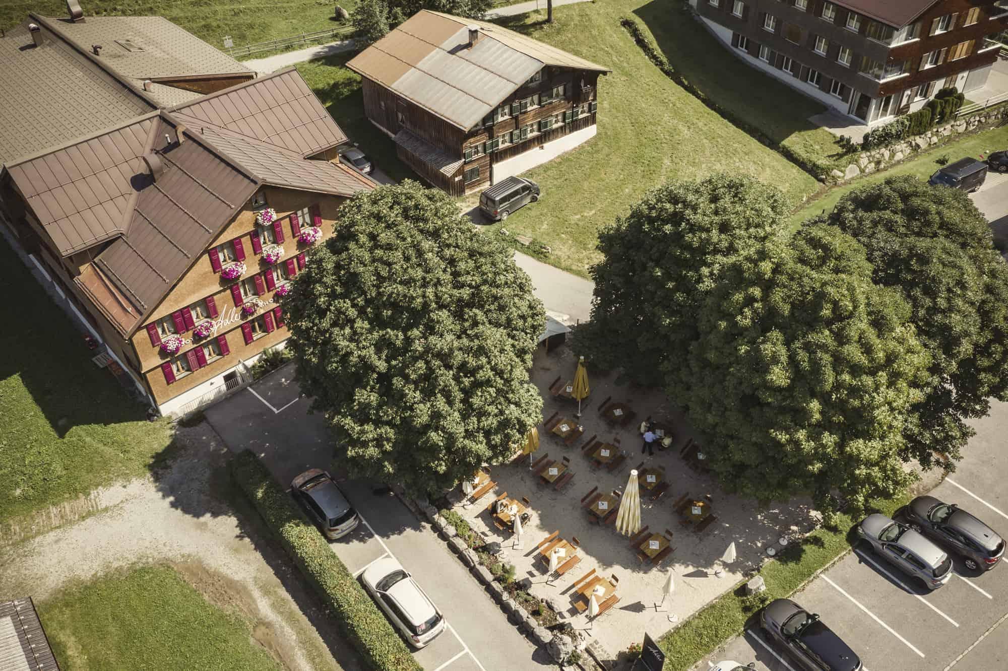Adler Schoppernau - Der Gasthof