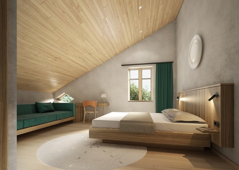 Deluxe-Doppelzimmer Franz-Michl