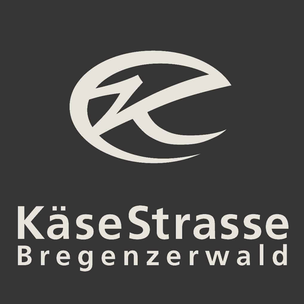 Kaesestrasse Bregenzerwald Logo