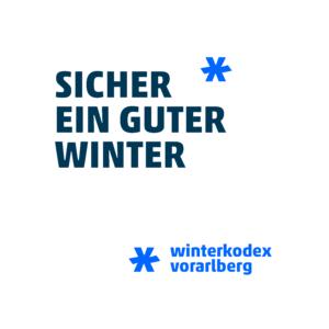 Sicher ein guter Winter - Winterkodex Vorarlberg
